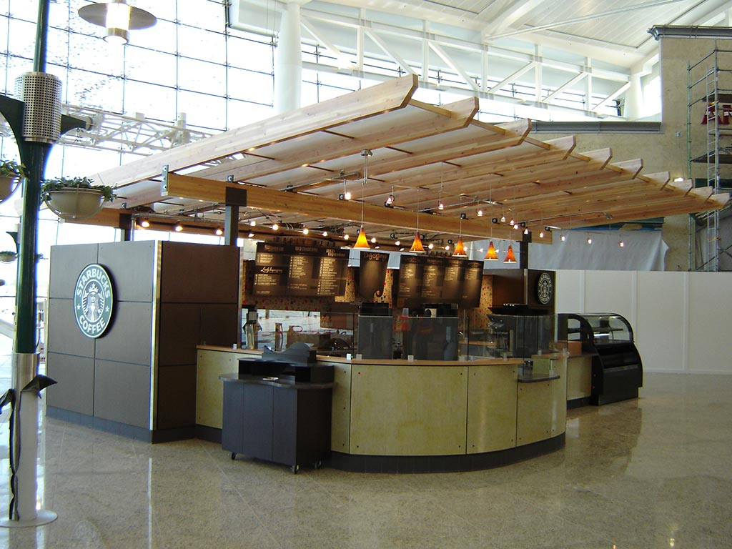 Starbucks SeaTac Central Concourse #684928